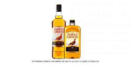 FAMOUS GROUSE WHISKY 1 L